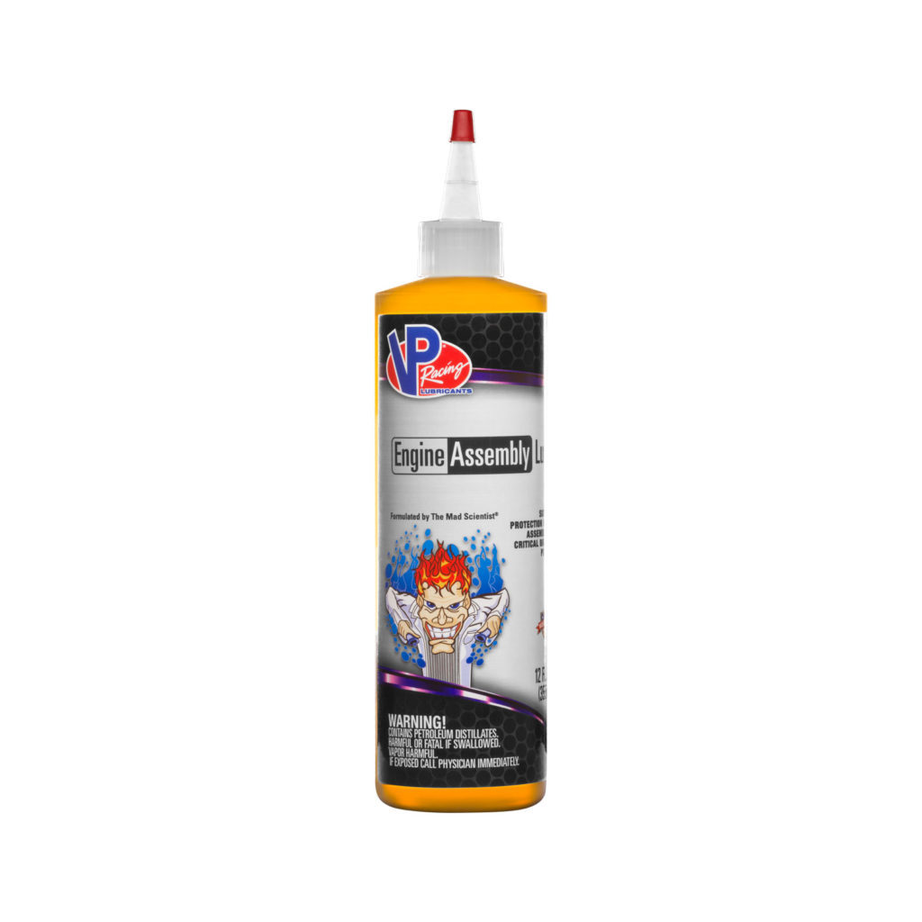 VP Engine Assembly Lube 12 Ounce Retail Bottle