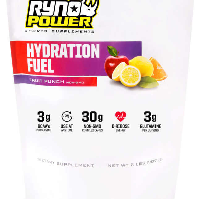 Hydration Fuel FRONT REFLECTION